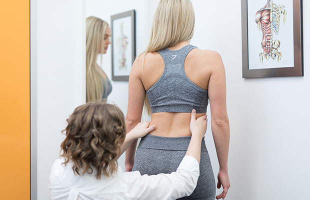 scoliosis screening and assessment in Adelaide